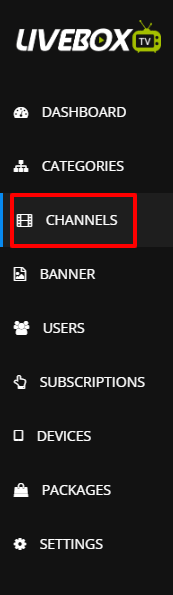add channels on Livebox TV