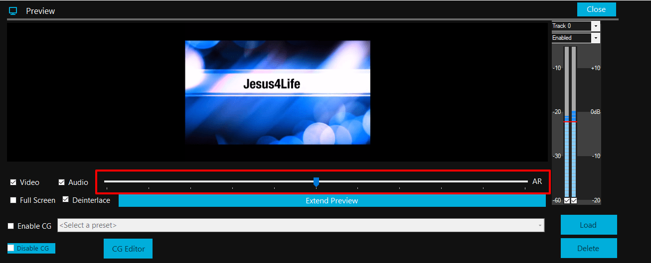 playout software from Livebox